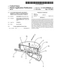 ACTUATOR FOR RAISING THE FRONT HOOD OF A VEHICLE AND PEDESTRIAN PROTECTION     SYSTEM FOR A VEHICLE diagram and image