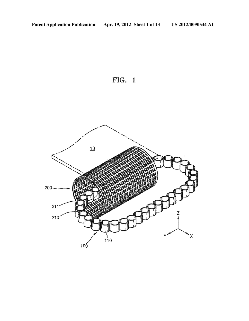 THIN FILM DEPOSITION APPARATUS FOR CONTINUOUS DEPOSITION, AND MASK UNIT     AND CRUCIBLE UNIT INCLUDED IN THIN FILM DEPOSITION APPARATUS - diagram, schematic, and image 02