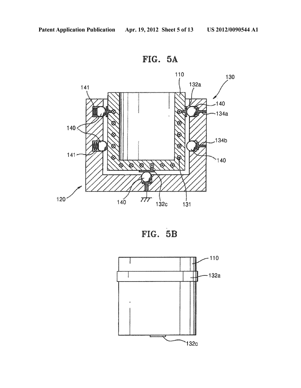 THIN FILM DEPOSITION APPARATUS FOR CONTINUOUS DEPOSITION, AND MASK UNIT     AND CRUCIBLE UNIT INCLUDED IN THIN FILM DEPOSITION APPARATUS - diagram, schematic, and image 06