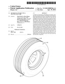 METHOD OF CONSTRUCTING A SELF-INFLATING TIRE diagram and image