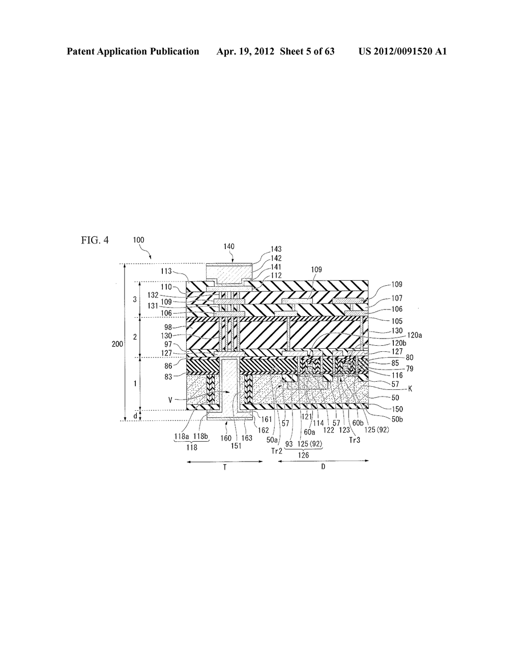 SEMICONDUCTOR DEVICE, METHOD FOR FORMING THE SAME, AND DATA PROCESSING     SYSTEM - diagram, schematic, and image 06
