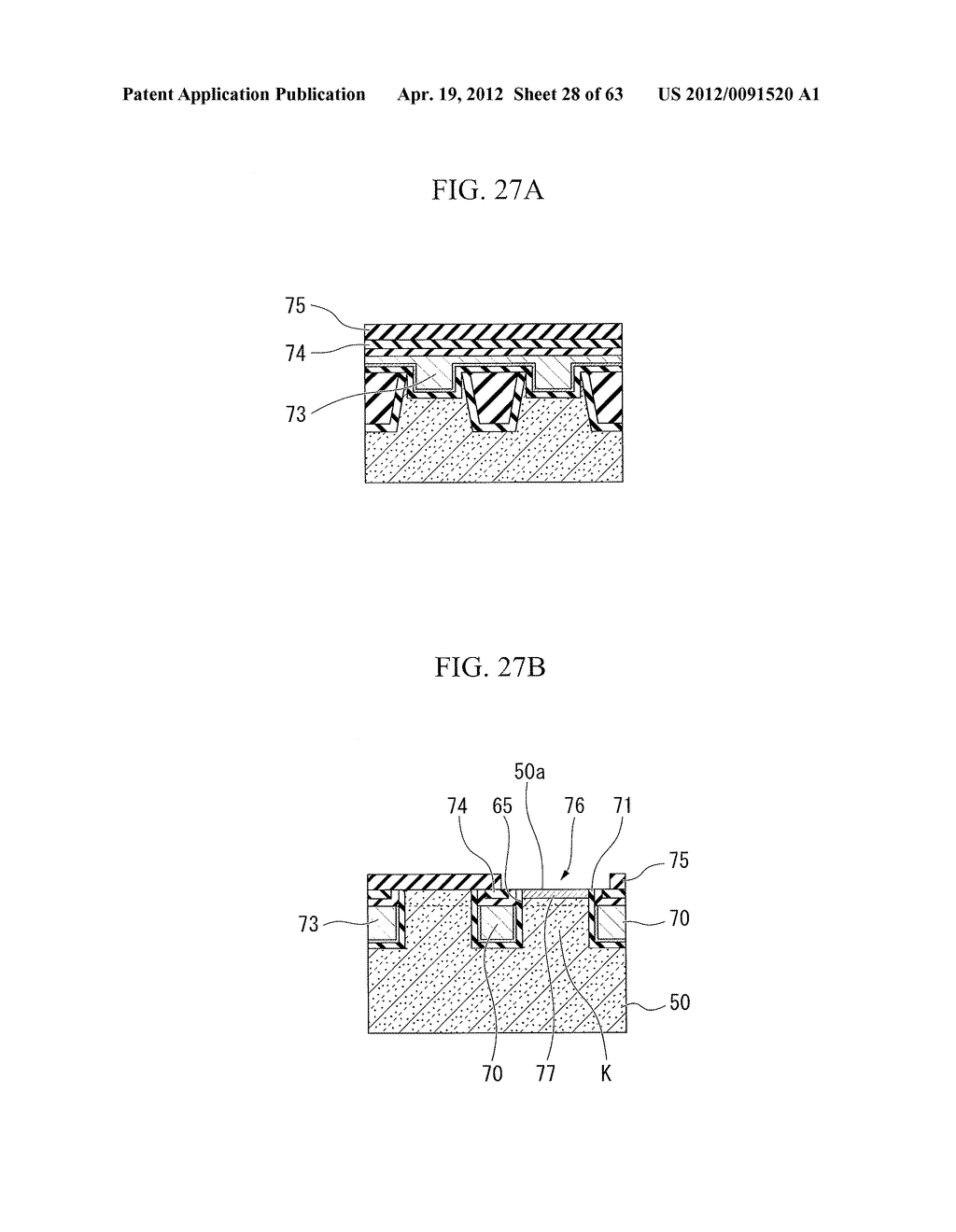 SEMICONDUCTOR DEVICE, METHOD FOR FORMING THE SAME, AND DATA PROCESSING     SYSTEM - diagram, schematic, and image 29