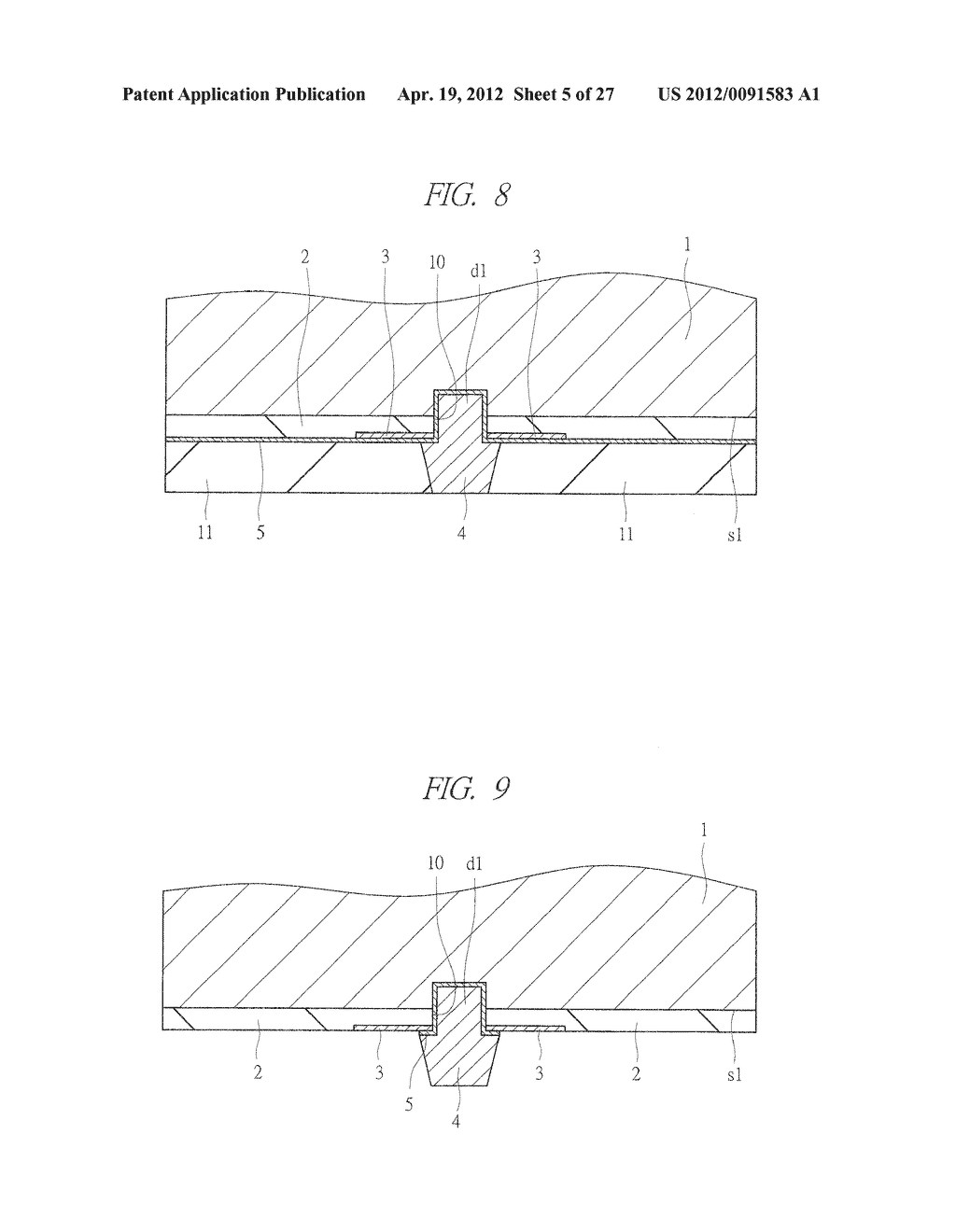 SEMICONDUCTOR DEVICE AND METHOD OF MANUFACTURING THE SAME - diagram, schematic, and image 06