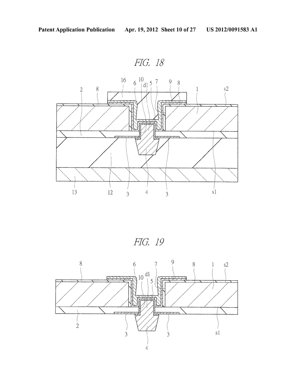 SEMICONDUCTOR DEVICE AND METHOD OF MANUFACTURING THE SAME - diagram, schematic, and image 11