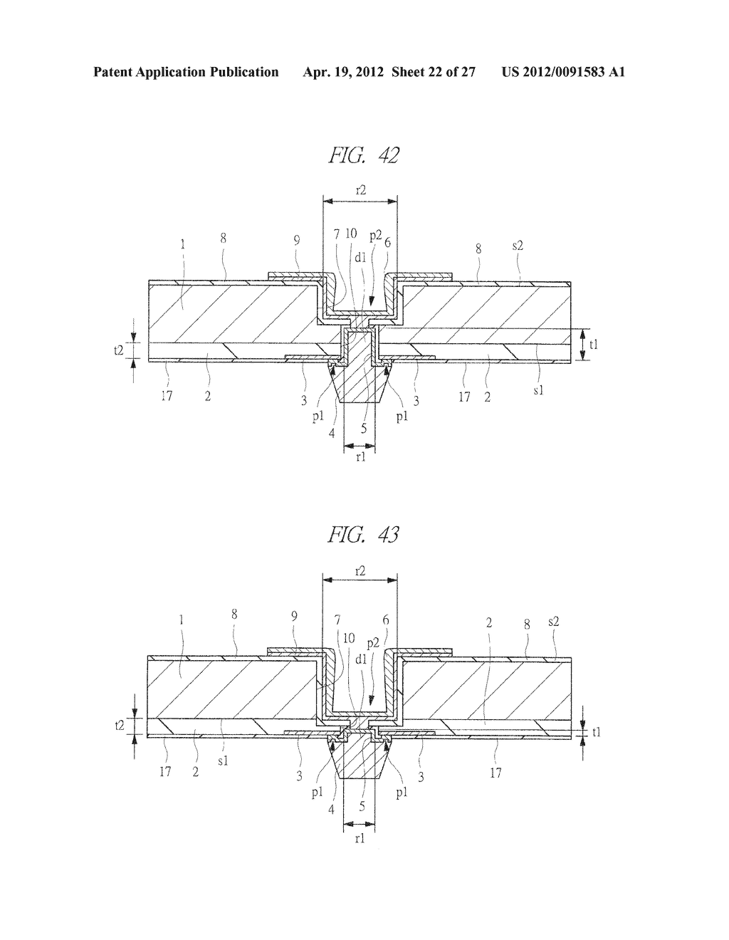 SEMICONDUCTOR DEVICE AND METHOD OF MANUFACTURING THE SAME - diagram, schematic, and image 23