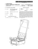 EXPANDABLE CHAIR ASSEMBLY diagram and image