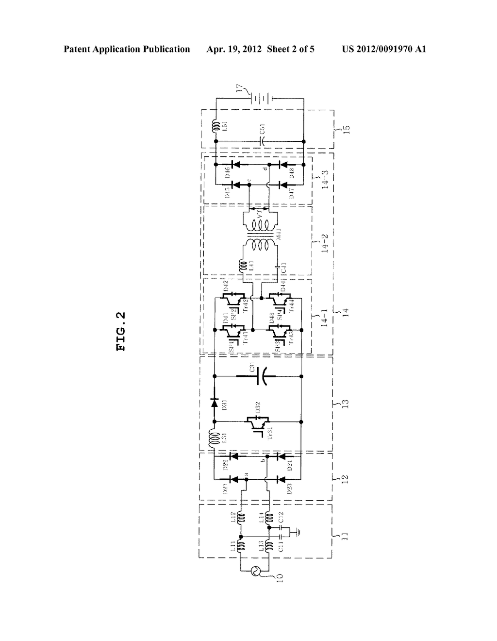 CHARGING EQUIPMENT OF VARIABLE FREQUENCY CONTROL FOR POWER FACTOR - diagram, schematic, and image 03