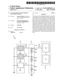 Event Sensor Including Printed Electronic Circuit diagram and image