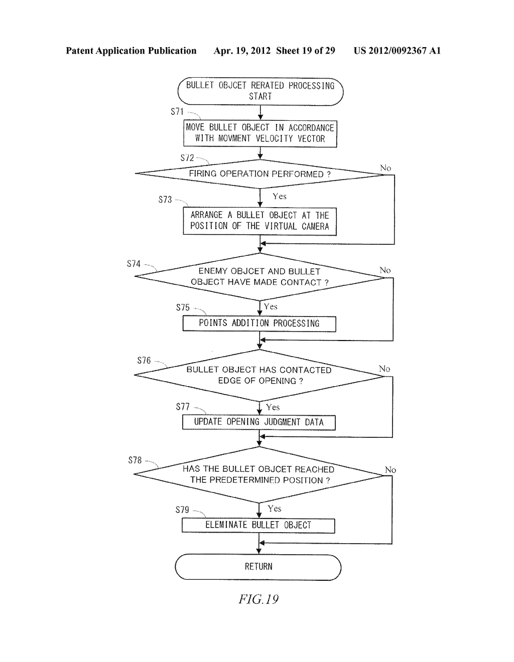 COMPUTER READABLE MEDIUM STORING IMAGE PROCESSING PROGRAM OF SYNTHESIZING     IMAGES - diagram, schematic, and image 20