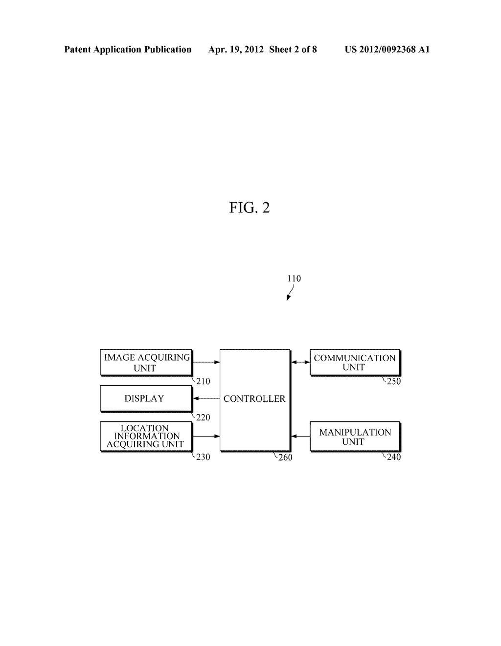 APPARATUS AND METHOD FOR PROVIDING AUGMENTED REALITY (AR) INFORMATION - diagram, schematic, and image 03