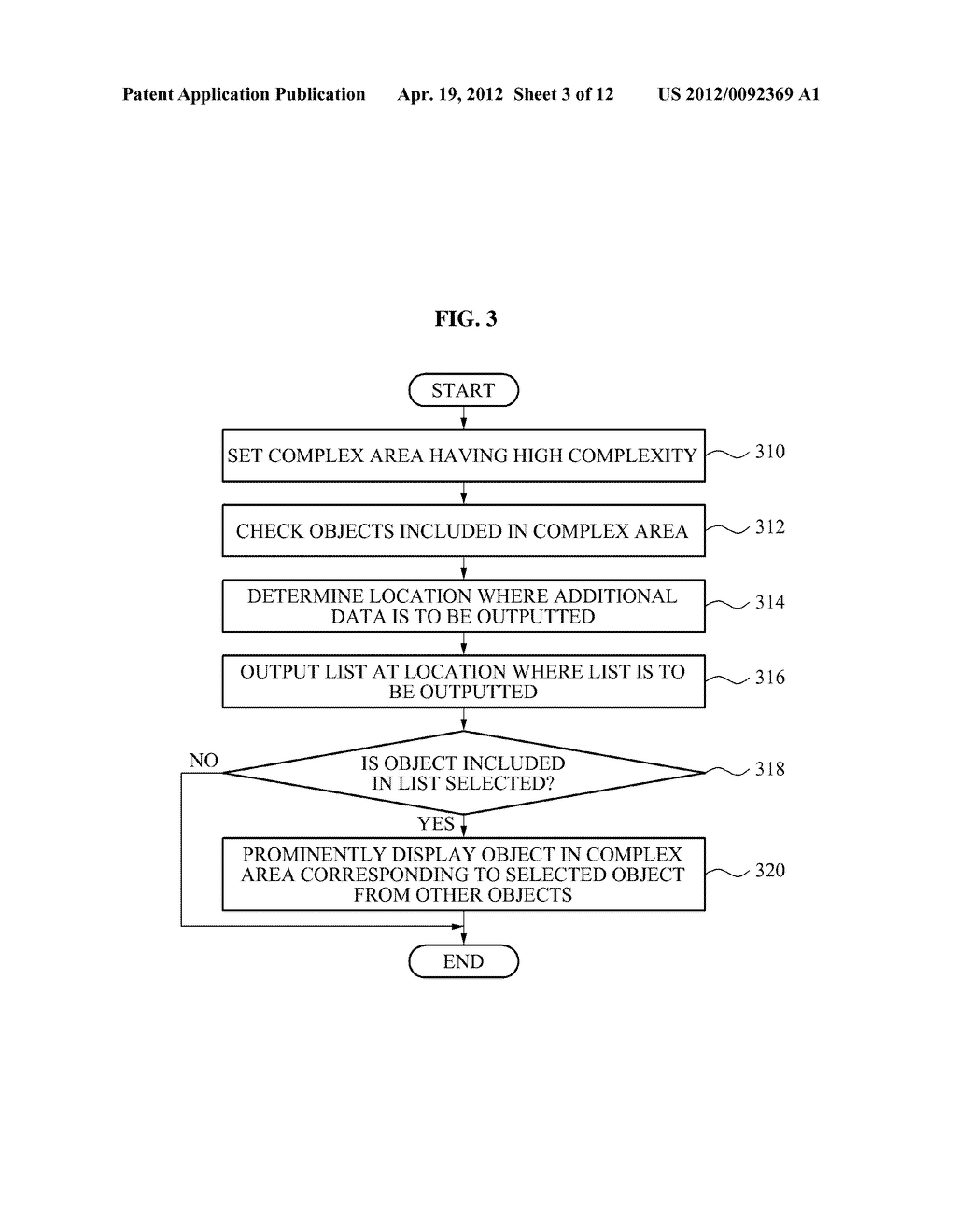 DISPLAY APPARATUS AND DISPLAY METHOD FOR IMPROVING VISIBILITY OF AUGMENTED     REALITY OBJECT - diagram, schematic, and image 04