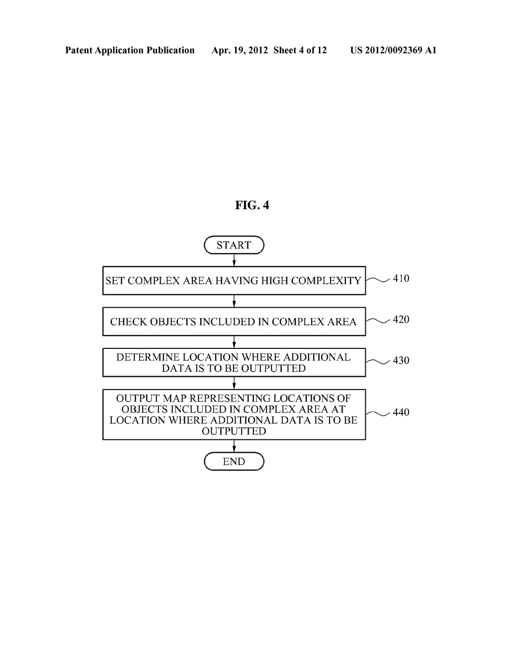 DISPLAY APPARATUS AND DISPLAY METHOD FOR IMPROVING VISIBILITY OF AUGMENTED     REALITY OBJECT - diagram, schematic, and image 05