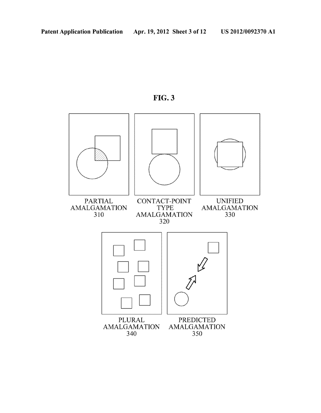 APPARATUS AND METHOD FOR AMALGAMATING MARKERS AND MARKERLESS OBJECTS - diagram, schematic, and image 04