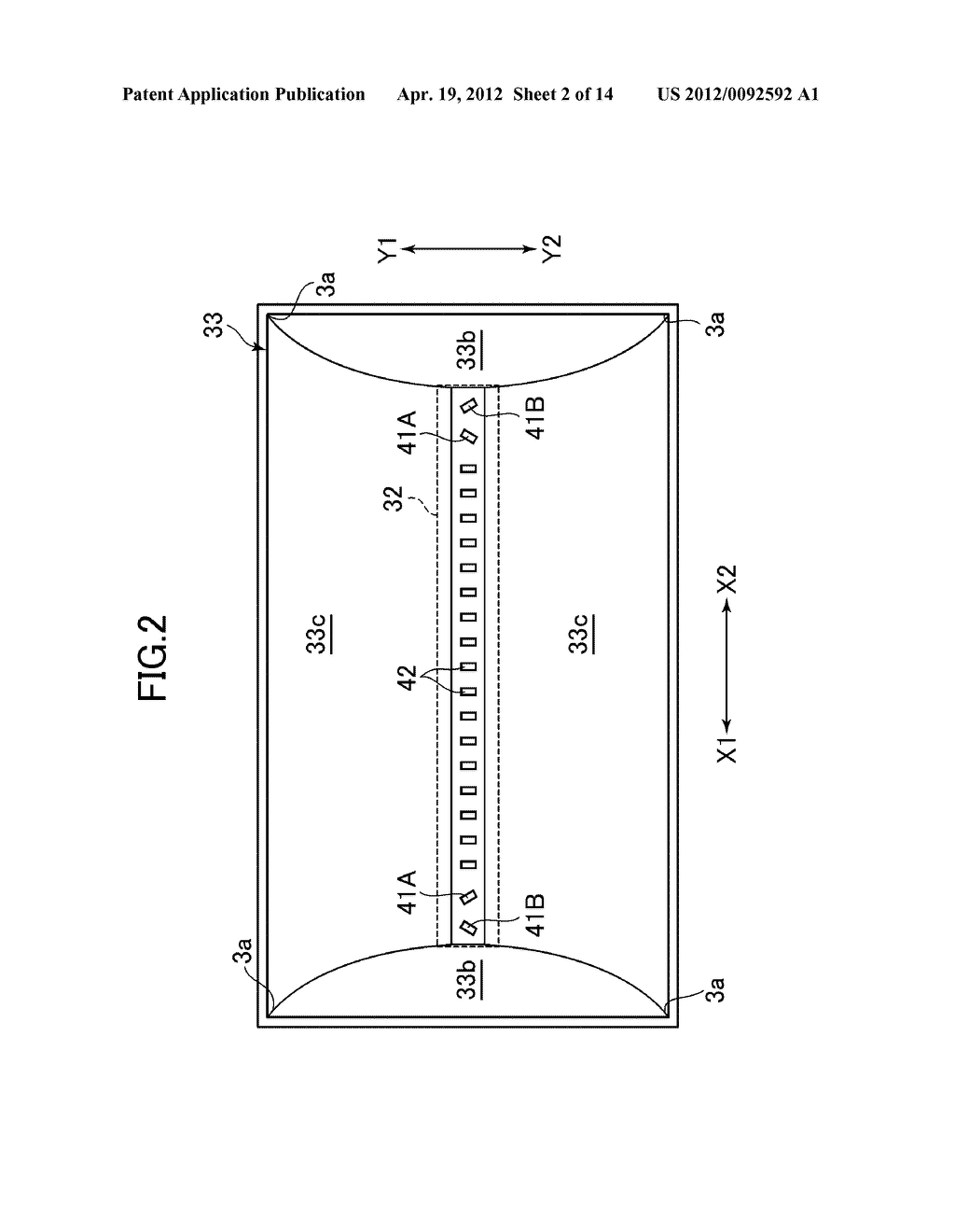 BACKLIGHT UNIT AND LIQUID CRYSTAL DISPLAY DEVICE HAVING THE SAME - diagram, schematic, and image 03