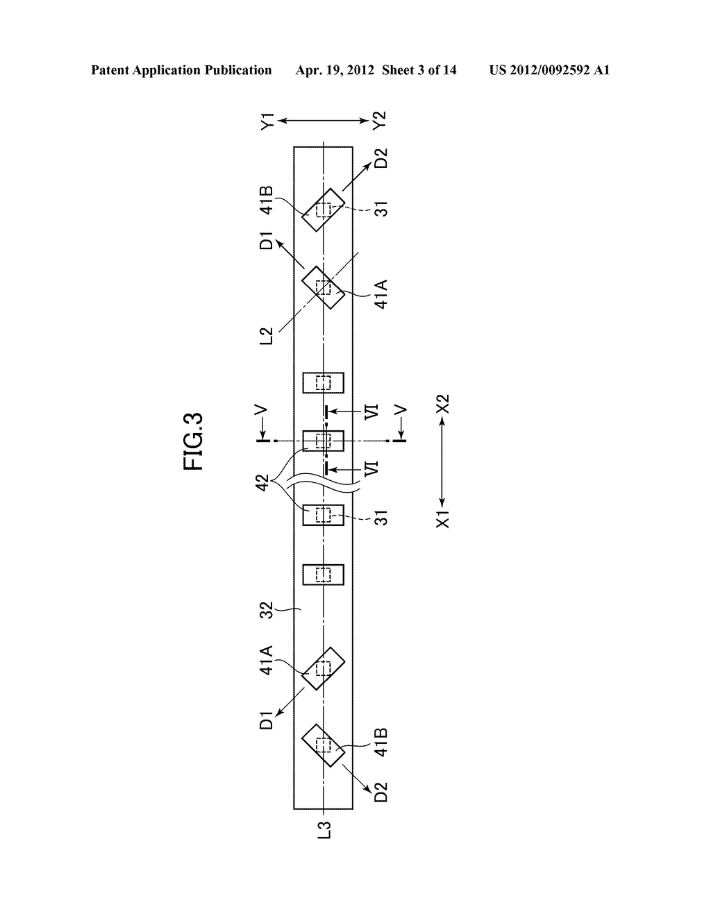 BACKLIGHT UNIT AND LIQUID CRYSTAL DISPLAY DEVICE HAVING THE SAME - diagram, schematic, and image 04