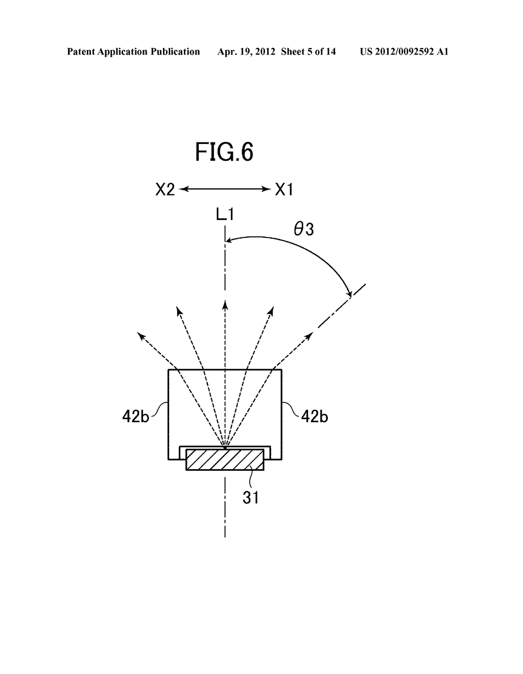 BACKLIGHT UNIT AND LIQUID CRYSTAL DISPLAY DEVICE HAVING THE SAME - diagram, schematic, and image 06