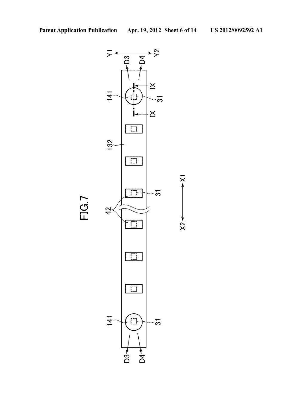 BACKLIGHT UNIT AND LIQUID CRYSTAL DISPLAY DEVICE HAVING THE SAME - diagram, schematic, and image 07