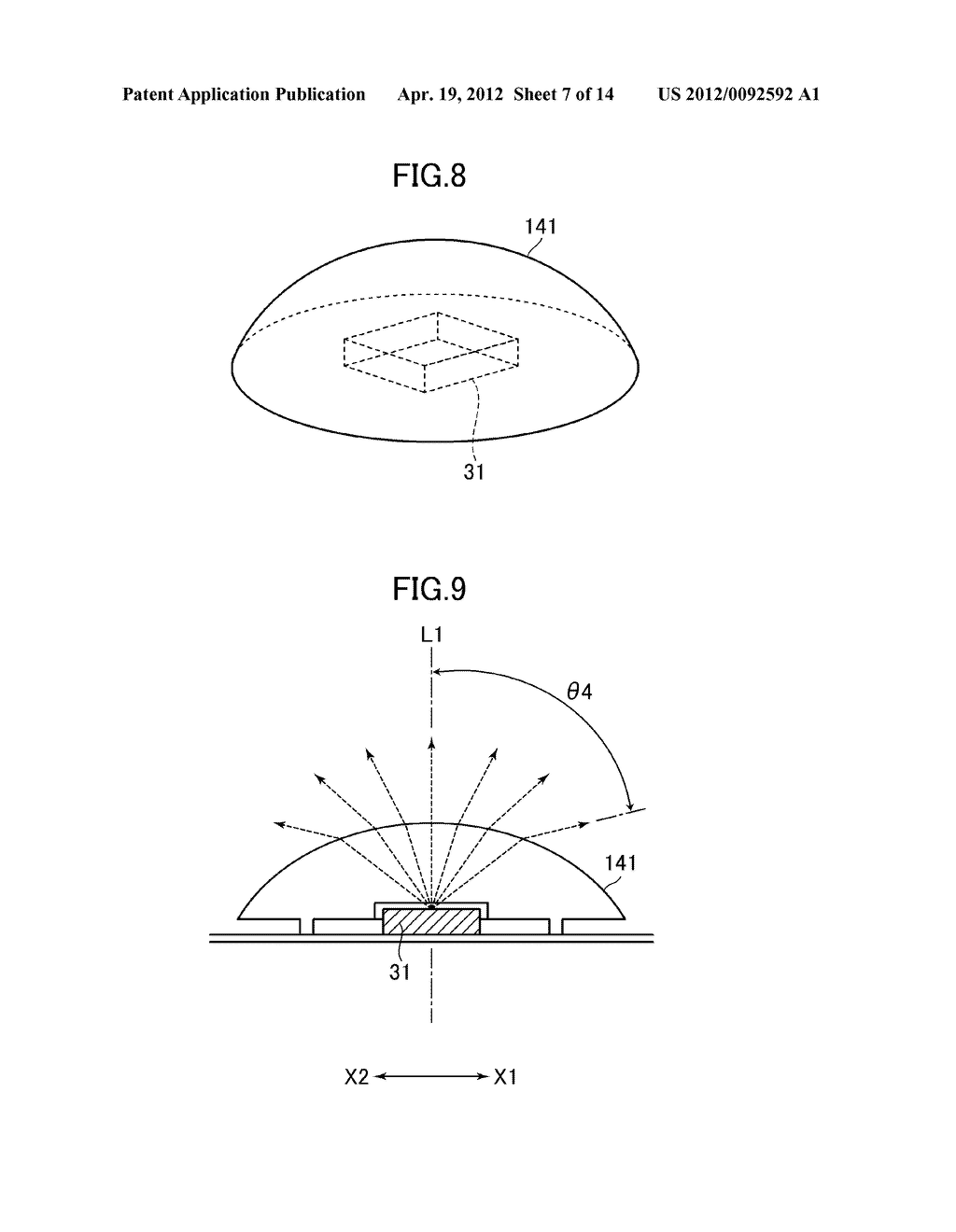 BACKLIGHT UNIT AND LIQUID CRYSTAL DISPLAY DEVICE HAVING THE SAME - diagram, schematic, and image 08