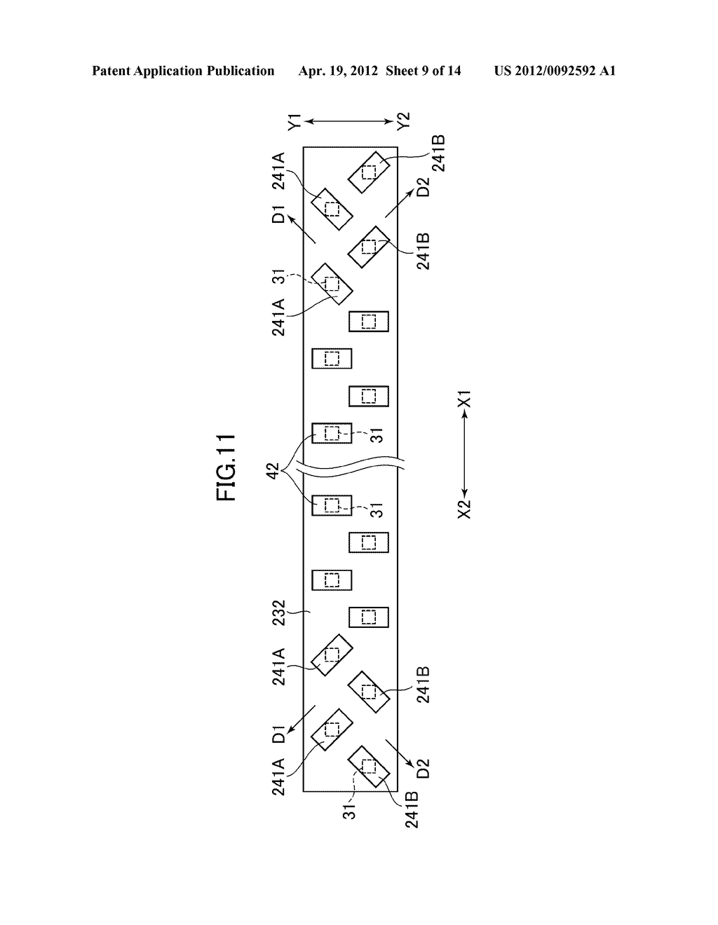 BACKLIGHT UNIT AND LIQUID CRYSTAL DISPLAY DEVICE HAVING THE SAME - diagram, schematic, and image 10