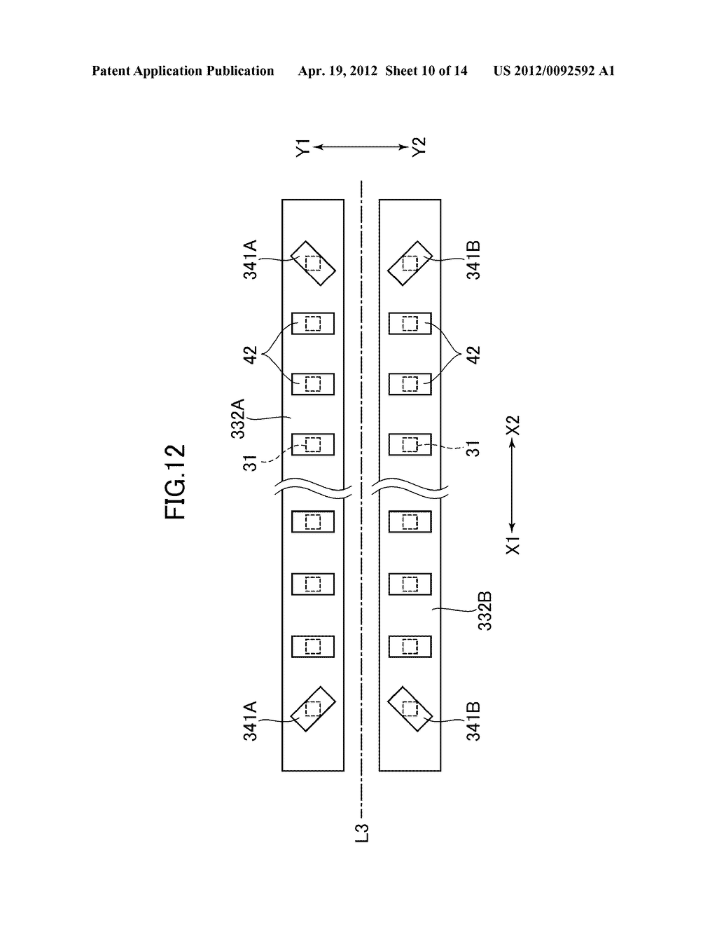 BACKLIGHT UNIT AND LIQUID CRYSTAL DISPLAY DEVICE HAVING THE SAME - diagram, schematic, and image 11