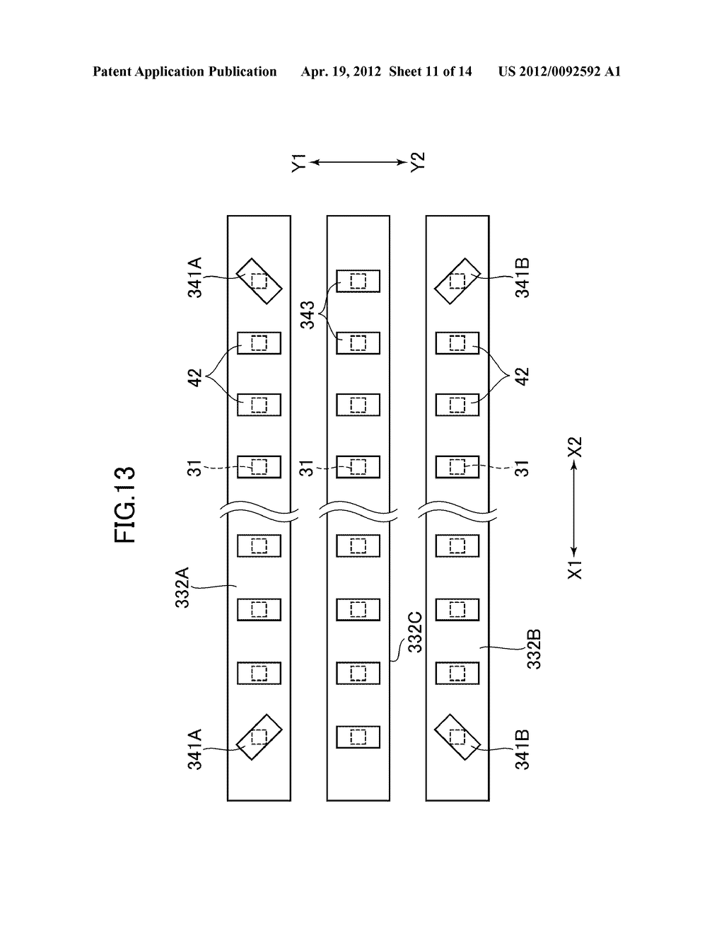 BACKLIGHT UNIT AND LIQUID CRYSTAL DISPLAY DEVICE HAVING THE SAME - diagram, schematic, and image 12