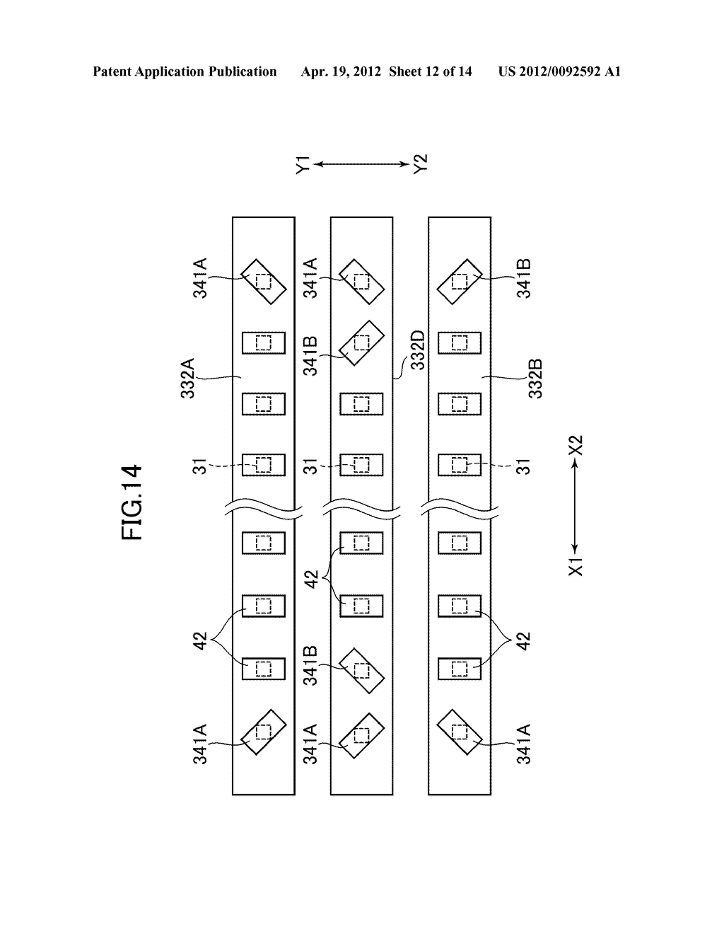 BACKLIGHT UNIT AND LIQUID CRYSTAL DISPLAY DEVICE HAVING THE SAME - diagram, schematic, and image 13