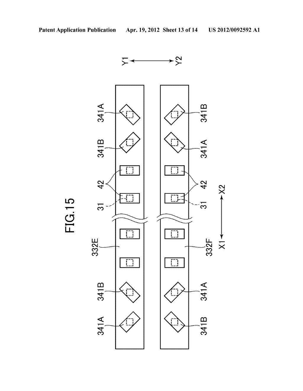 BACKLIGHT UNIT AND LIQUID CRYSTAL DISPLAY DEVICE HAVING THE SAME - diagram, schematic, and image 14