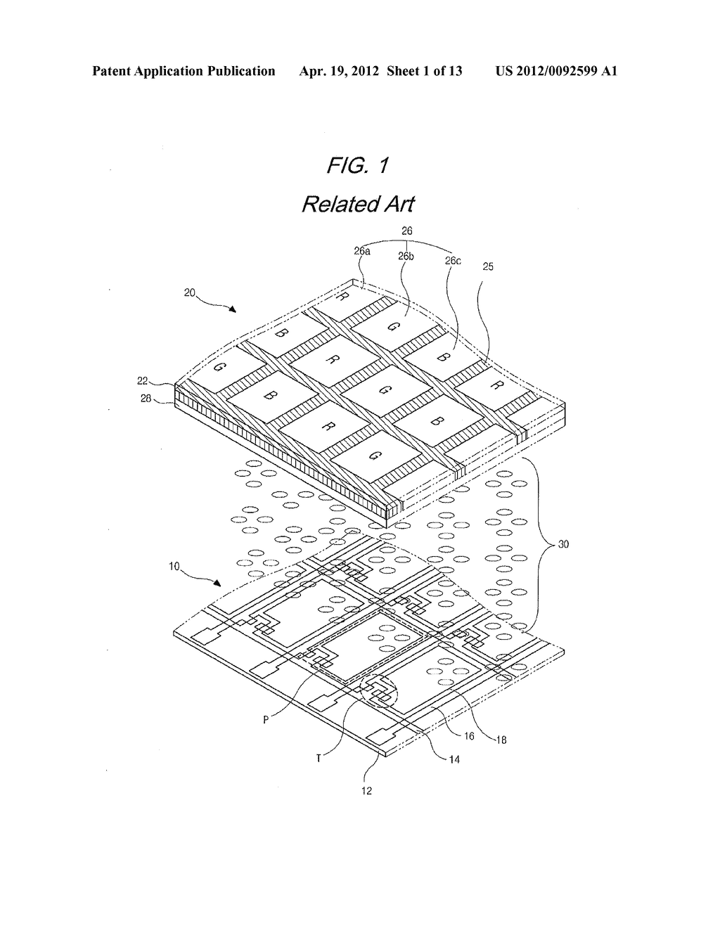 SUBSTRATE AND LIQUID CRYSTAL DISPLAY DEVICE INCLUDING THE SAME - diagram, schematic, and image 02