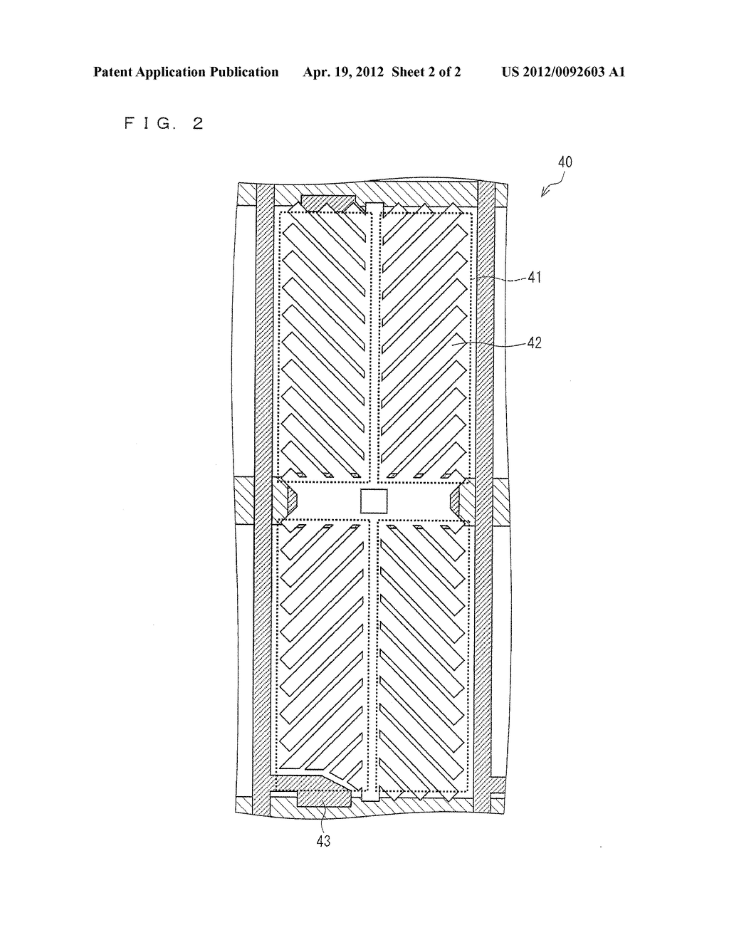 LIQUID CRYSTAL DISPLAY DEVICE AND MANUFACTURING METHOD THEREFOR - diagram, schematic, and image 03