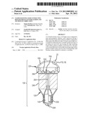LLB BULB HAVING LIGHT EXTRACTING ROUGH SURFACE PATTERN (LERSP) AND METHOD     OF FABRICATION diagram and image