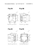 LAMP HOLDER, LAMP UNIT, AND VIDEO PROJECTOR diagram and image