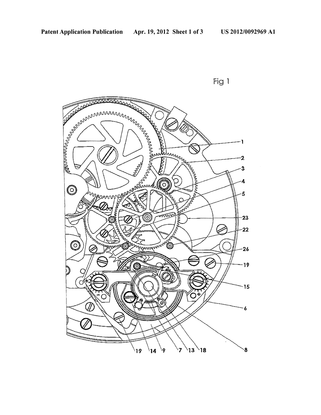clock movement diagram schematic and image : clock diagram - findchart.co