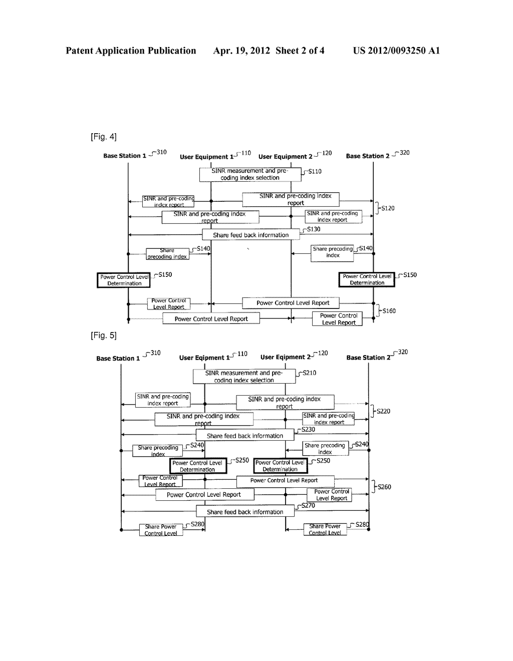 METHOD AND APPARATUS FOR DATA TRANSMISSION BASED ON DISTRIBUTED DISCRETE     POWER CONTROL IN COOPERATIVE MULTI-USER MULTI-INPUT MULTI-OUTPUT SYSTEM - diagram, schematic, and image 03
