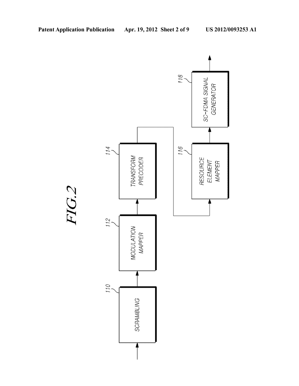 POWER ALLOCATION METHOD FOR WIRELESS COMMUNICATION SYSTEM, APPARATUS FOR     SAME, AND TRANSCEIVER DEVICE USING THIS FORM OF SIGNAL TRANSMISSION - diagram, schematic, and image 03
