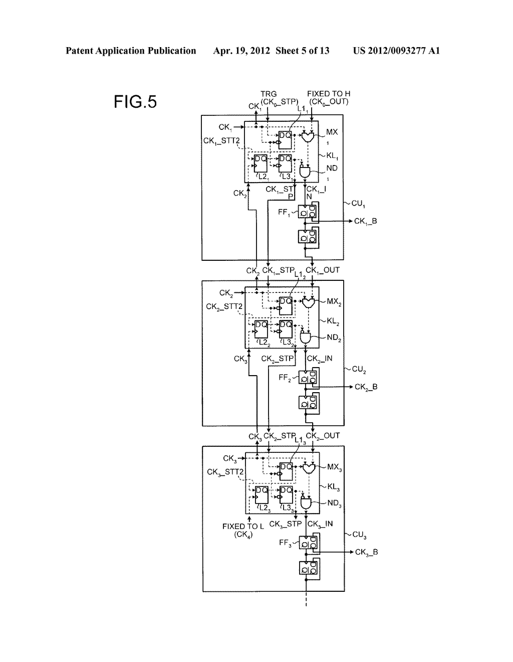 COUNTER CIRCUIT AND SOLID-STATE IMAGING DEVICE - diagram, schematic, and image 06