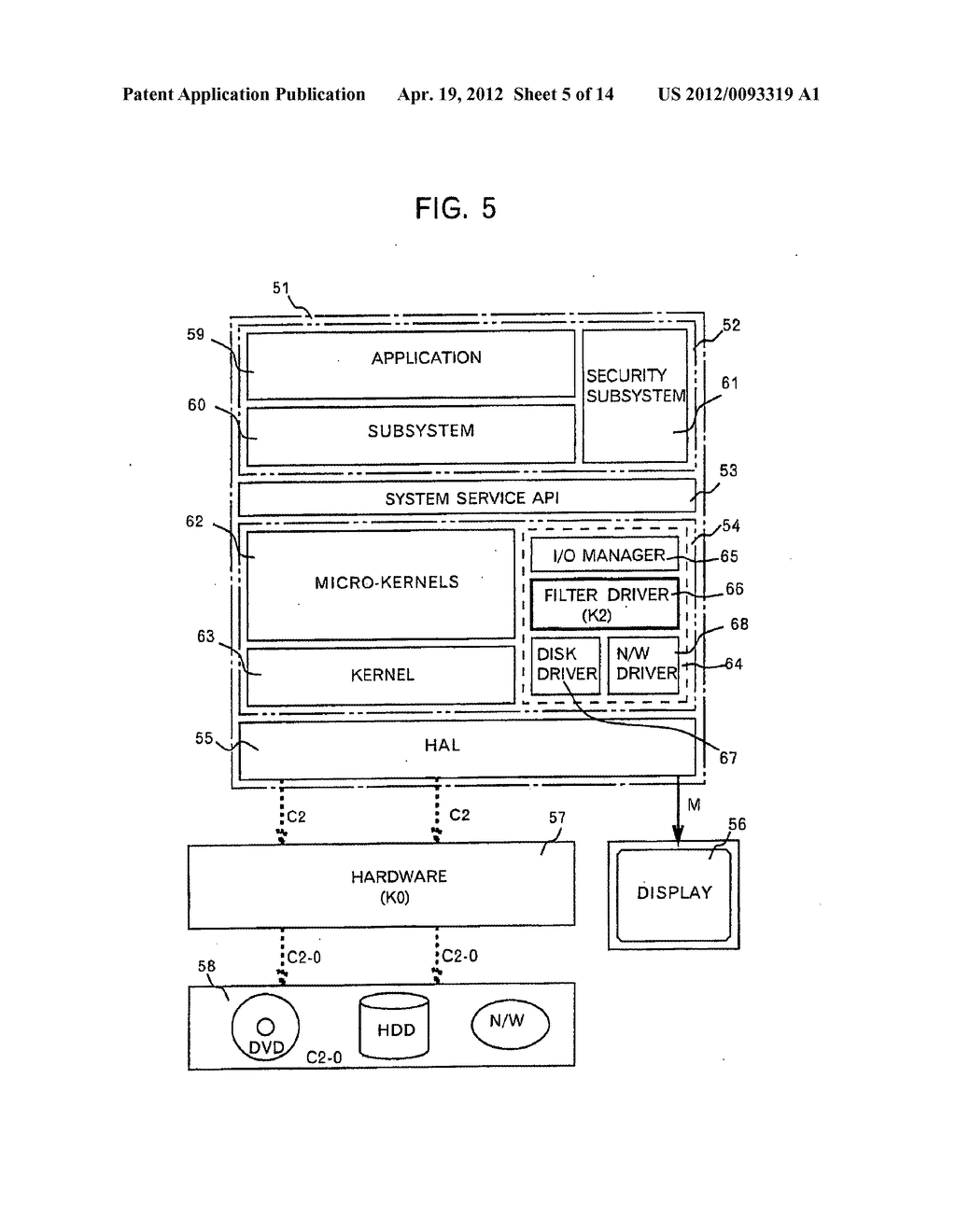 METHOD AND APPARATUS FOR PROTECTING DIGITAL DATA BY DOUBLE RE-ENCRYPTION - diagram, schematic, and image 06