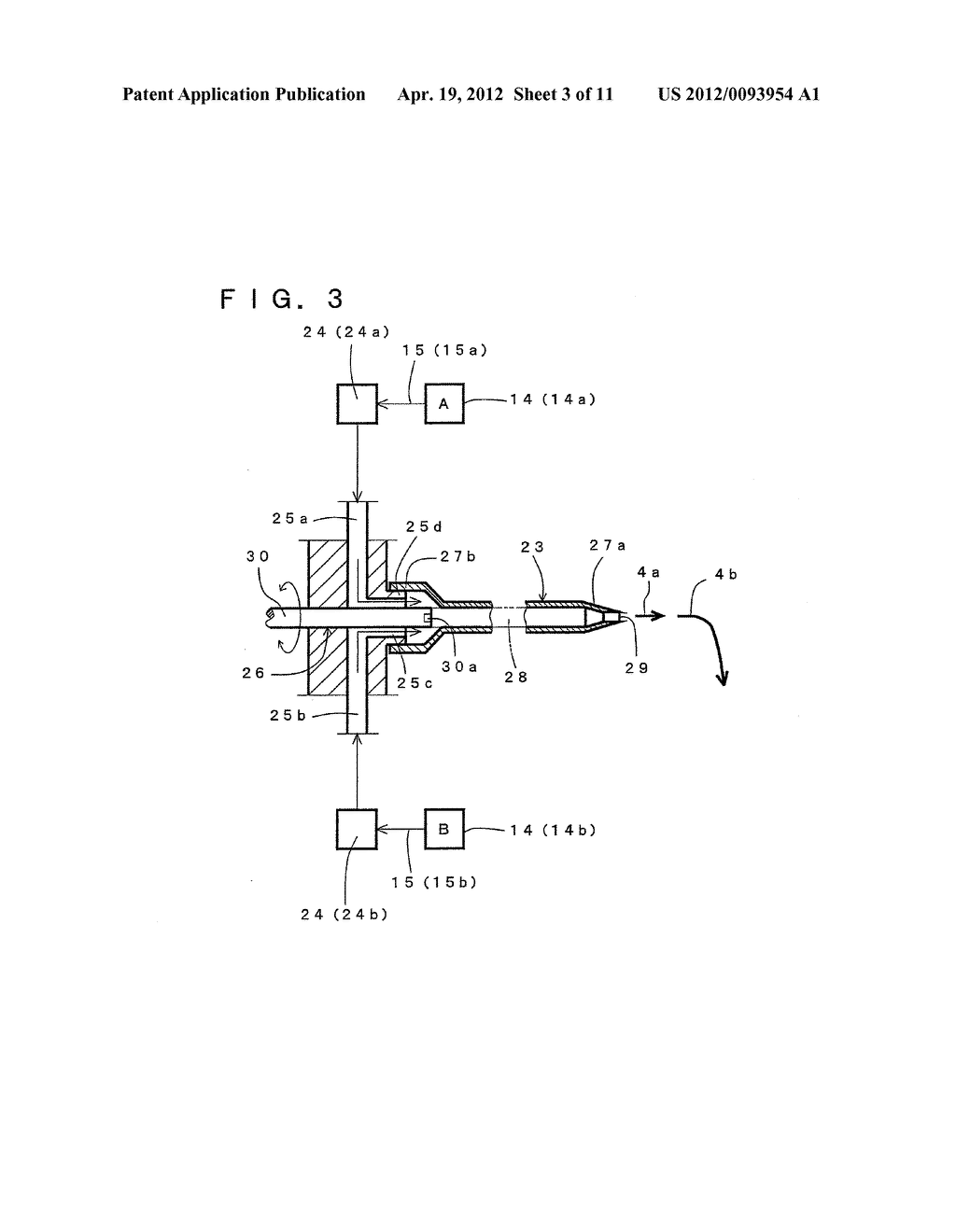 COMPRESSION MOLDING METHOD FOR ELECTRONIC COMPONENT AND COMPRESSION     MOLDING APPARATUS EMPLOYED THEREFOR - diagram, schematic, and image 04