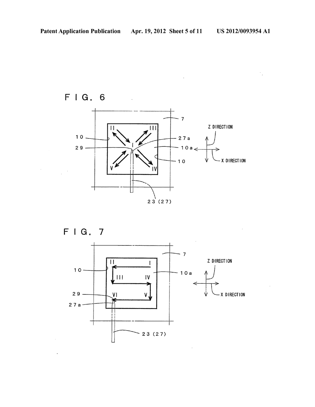 COMPRESSION MOLDING METHOD FOR ELECTRONIC COMPONENT AND COMPRESSION     MOLDING APPARATUS EMPLOYED THEREFOR - diagram, schematic, and image 06