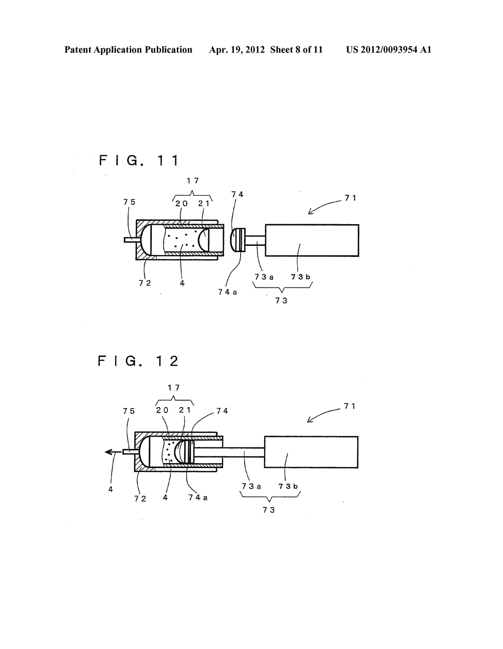 COMPRESSION MOLDING METHOD FOR ELECTRONIC COMPONENT AND COMPRESSION     MOLDING APPARATUS EMPLOYED THEREFOR - diagram, schematic, and image 09