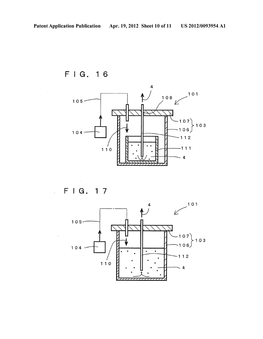 COMPRESSION MOLDING METHOD FOR ELECTRONIC COMPONENT AND COMPRESSION     MOLDING APPARATUS EMPLOYED THEREFOR - diagram, schematic, and image 11