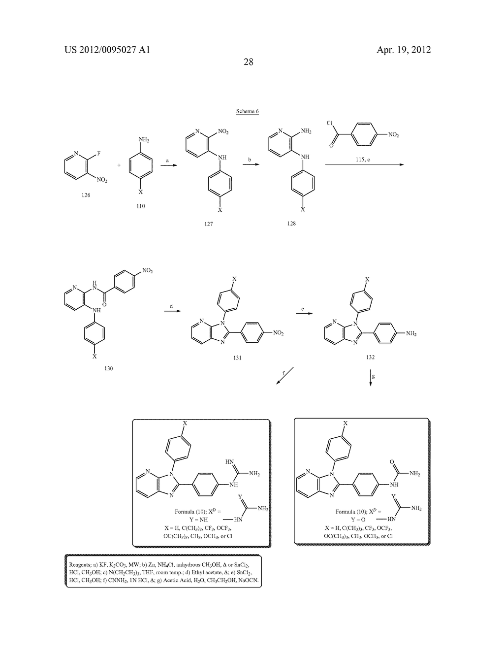 SYNTHESIS AND ANTI-PROLIFERATIVE EFFECT OF BENZIMIDAZOLE DERIVATIVES - diagram, schematic, and image 30