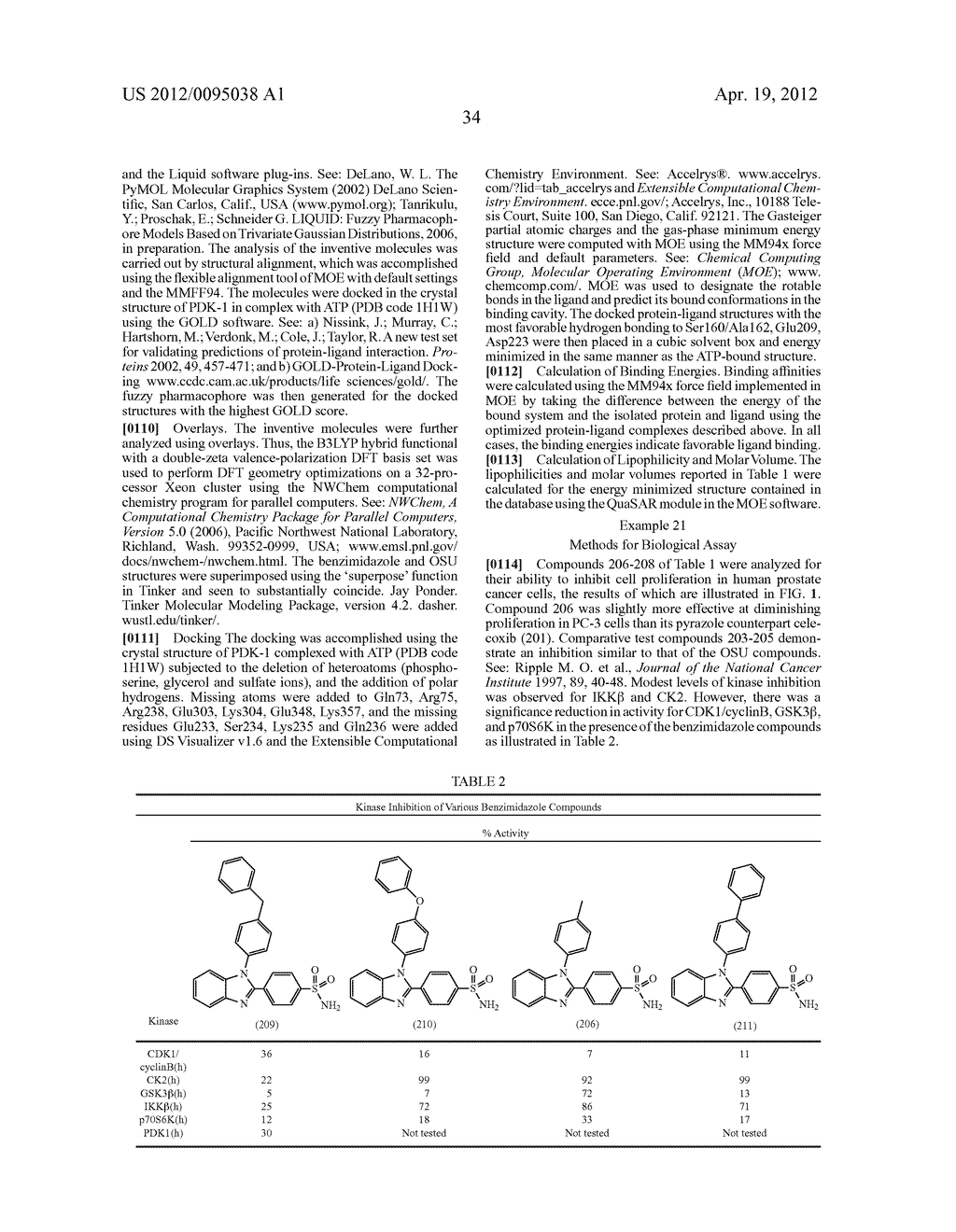 SYNTHESIS AND ANTI-PROLIFERATIVE EFFECT OF BENZIMIDAZOLE DERIVATIVES - diagram, schematic, and image 36