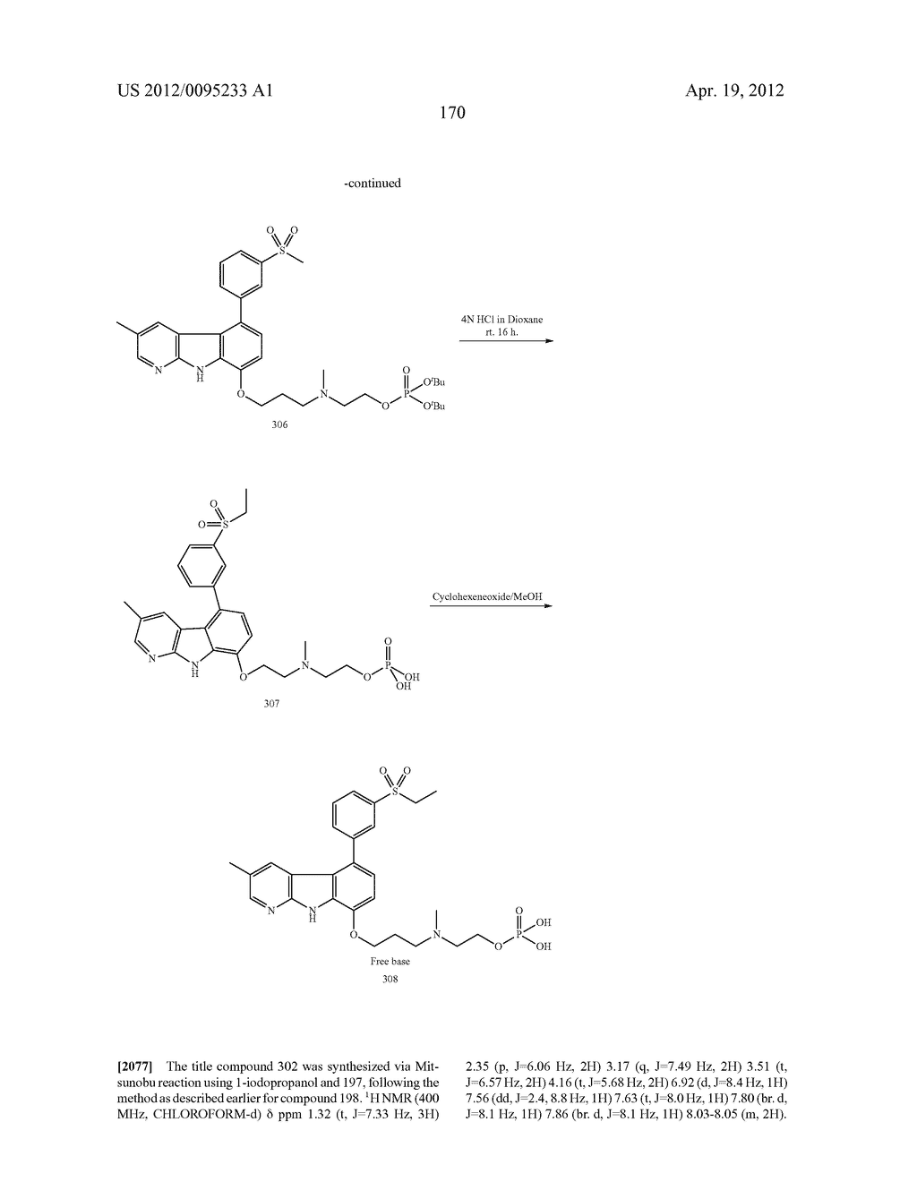 KINASE INHIBITORS - diagram, schematic, and image 172