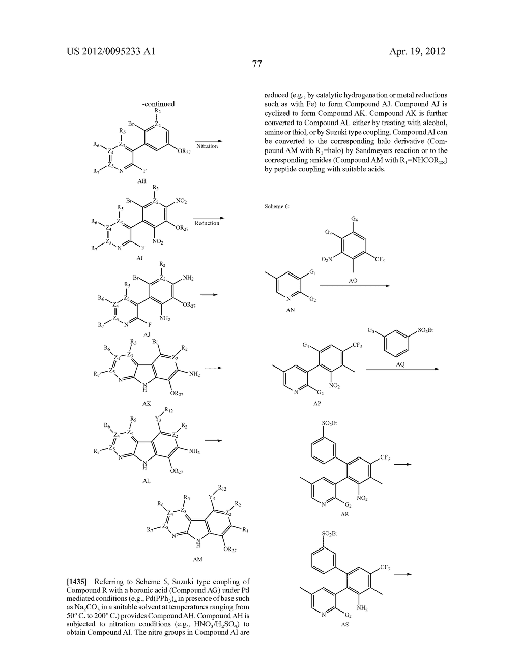 KINASE INHIBITORS - diagram, schematic, and image 79