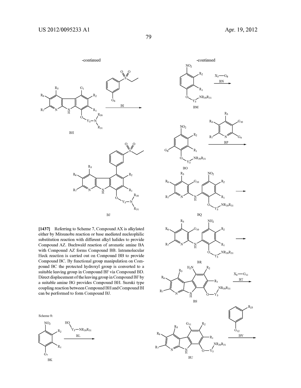 KINASE INHIBITORS - diagram, schematic, and image 81