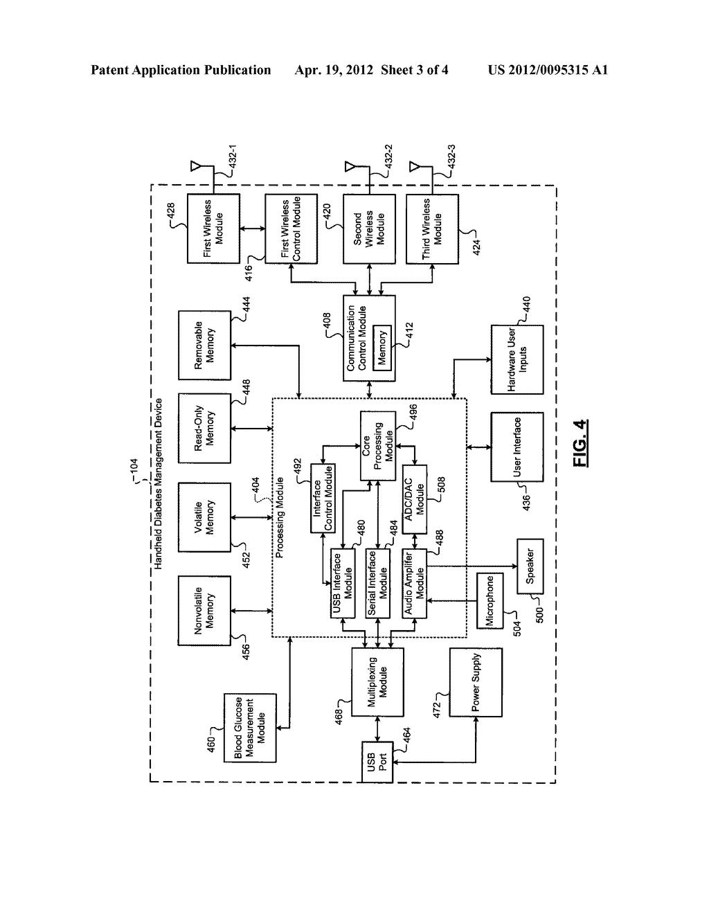 Diagram Of Blood Glucose Meter Wiring Diagrams Eaton Br Type 15 20 Amp Singlepole Bd Tandem Circuit Breakerbd1520 Configuration Interfaces Schematic Rh Patentsencyclopedia Com