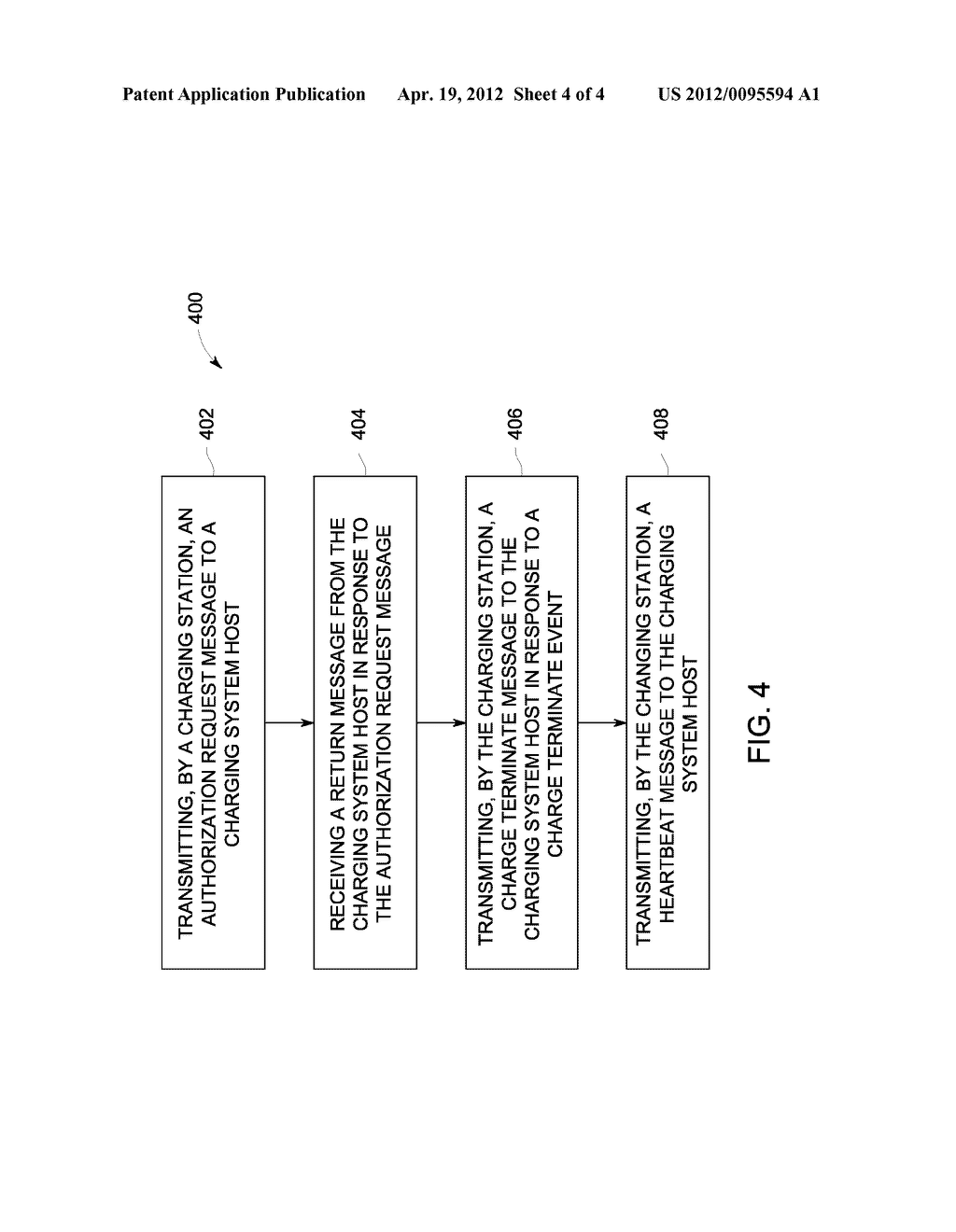 SYSTEMS AND METHODS FOR USE IN CHARGING AN ELECTRICALLY POWERED VEHICLE - diagram, schematic, and image 05