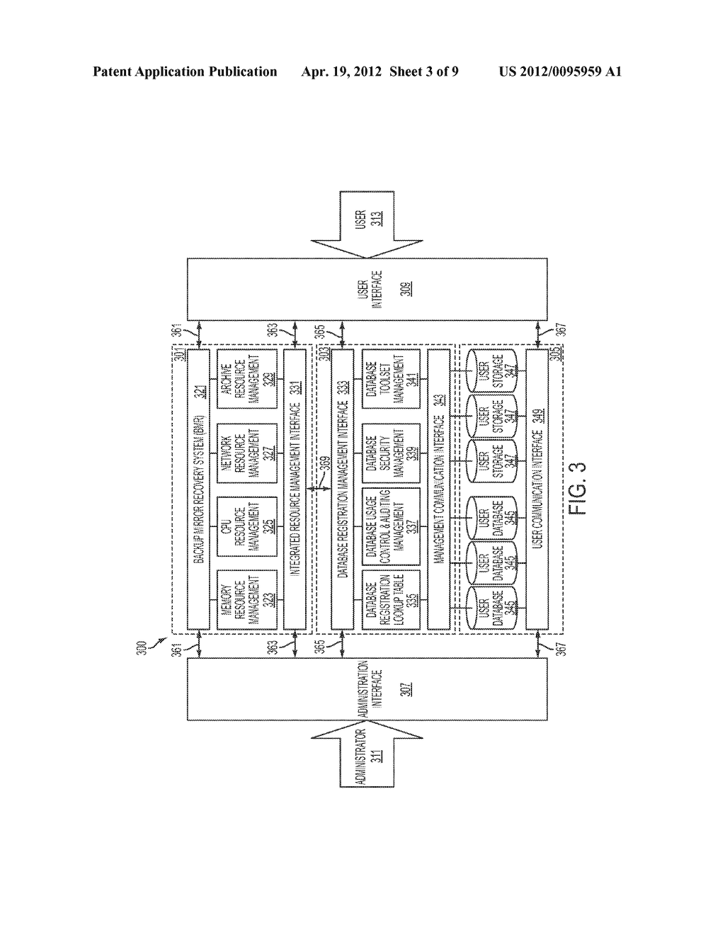 Apparatus and Method for On-Demand In-Memory Database Management Platform - diagram, schematic, and image 04