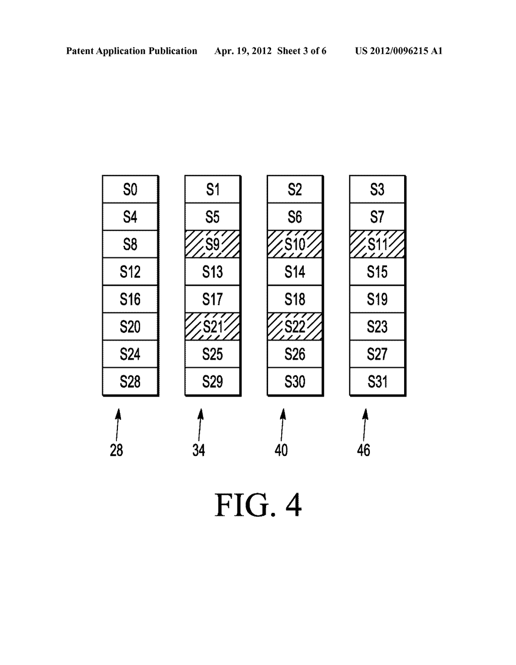 MEMORY CONTROLLER AND METHOD FOR ACCESSING A PLURALITY OF NON-VOLATILE     MEMORY ARRAYS - diagram, schematic, and image 04