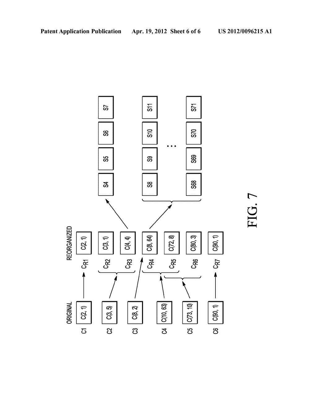 MEMORY CONTROLLER AND METHOD FOR ACCESSING A PLURALITY OF NON-VOLATILE     MEMORY ARRAYS - diagram, schematic, and image 07